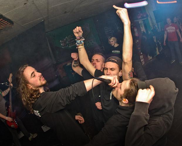 10. März – Peace Of Mind Hardcore – JuZe Denzlingen