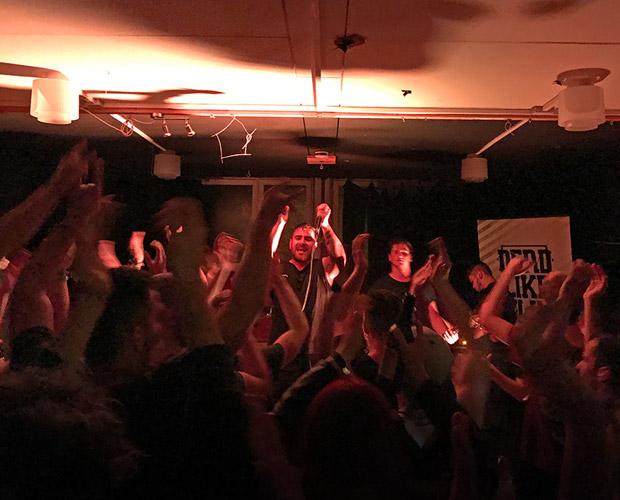 31. März – Dead Like Juliet Metalcore – KuCa Freiburg