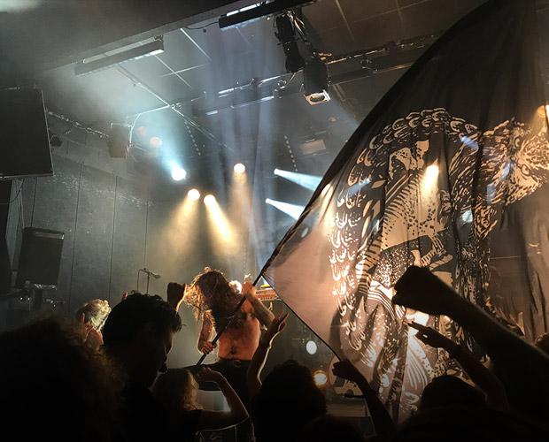 12. Juni – Kvelertak Metal – Le grillen Colmar