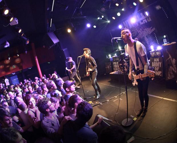14. Juni – Anti-Flag Punkrock – Le grillen Colmar