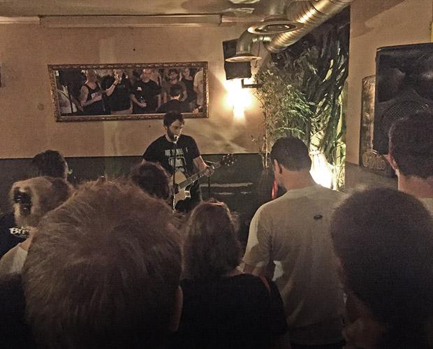 23. August – Yotam Akustik Punkrock – Swamp Freiburg