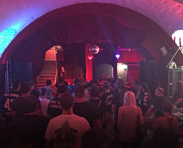 16. Juli – Thell Barrio Hardcore – White Rabbit Freiburg