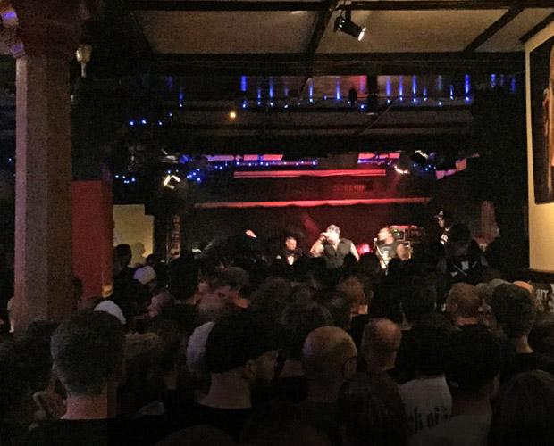 Agnostic Front Hardcore – Café Atlantik Freiburg