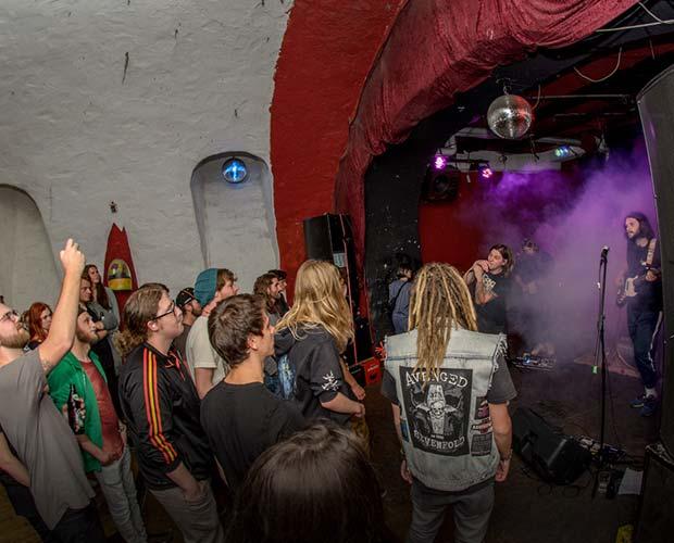 16.Oktober – Anorak Post-Hardcore – White Rabbit Freiburg