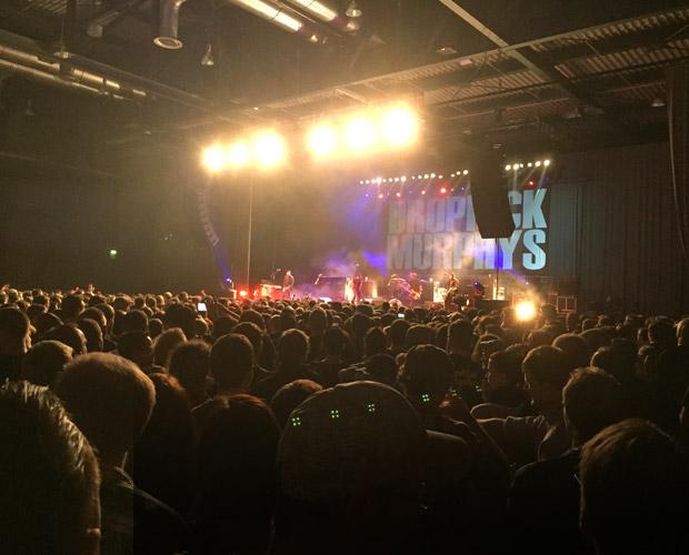 Dropkick Murphys Celtic Punkrock – Sick Arena Freiburg