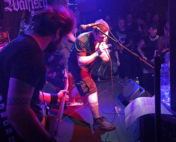 06.Oktober – Johnny On The Spot Rock'n'Roll – Walfisch Freiburg