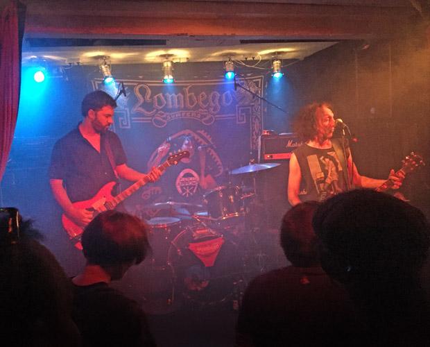 The Lombego Surgers Punkrock – Slow Club Freiburg