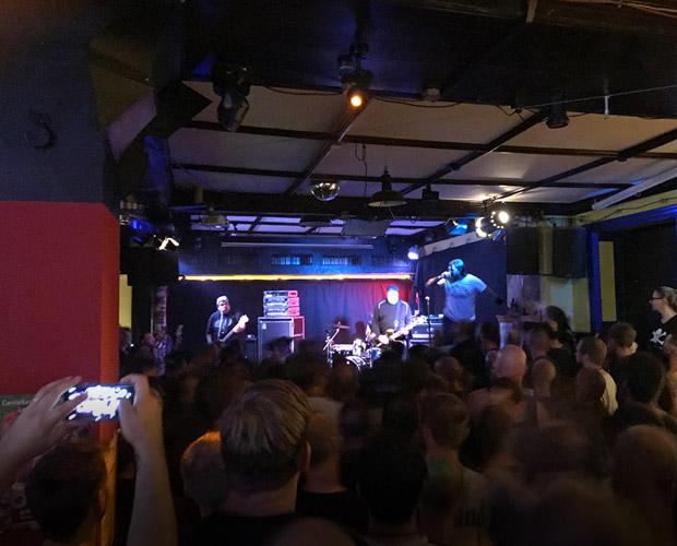 08. August – Madball Hardcore – Café Atlantik Freiburg