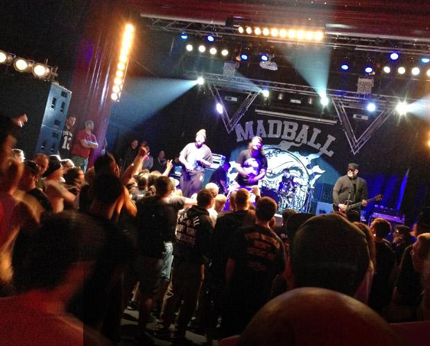 Madball Hardcore, Rebelliontour – DOG Lahr