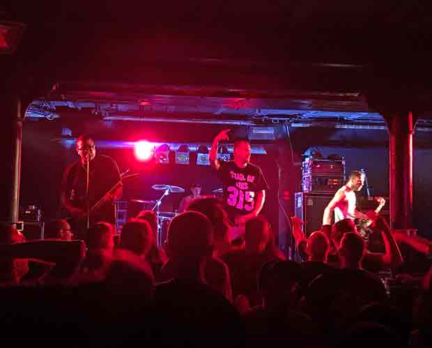 15. August – Terror Hardcore – Crash Freiburg