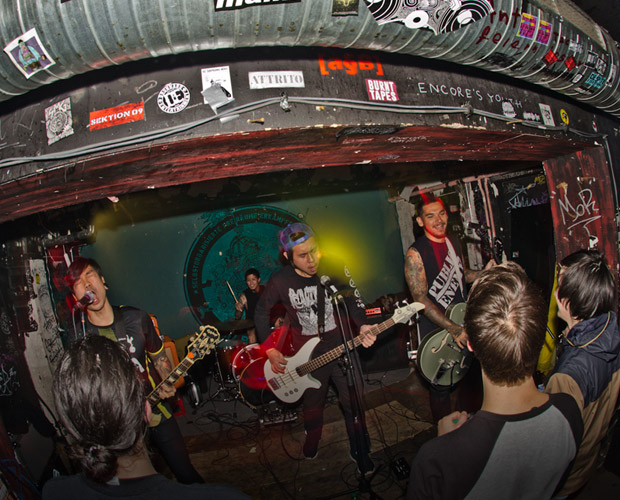 The Caulfielt Cult Punkrock – KTS Freiburg