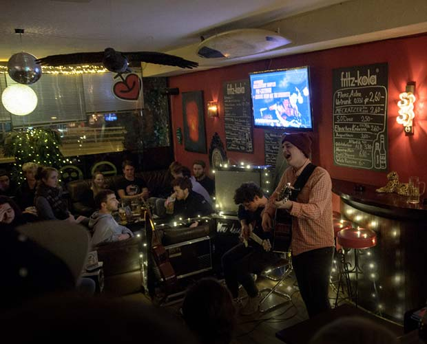24. Januar – The Deadnotes Punk – Leo Bar Freiburg