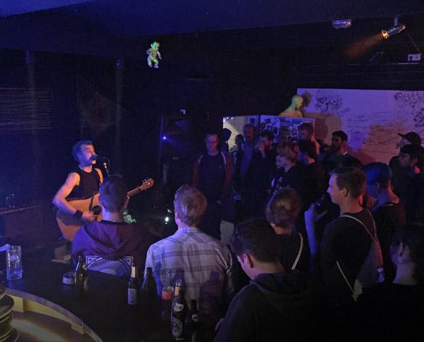 Migre Le Tigre Akustik Punkrock – KTS Freiburg