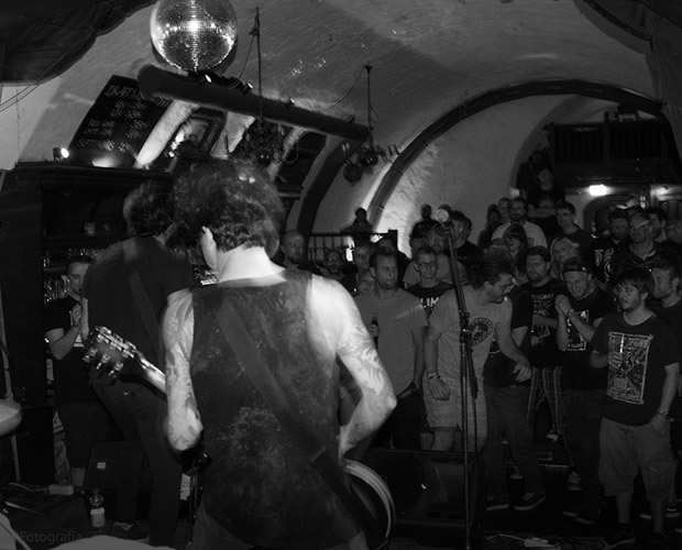 07. August – Useless ID Punkrock – White Rabbit Freiburg