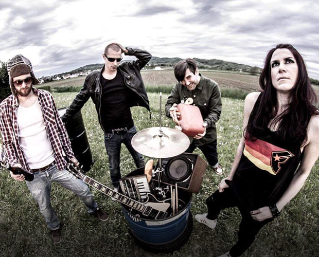 Blindfall - Rock, Alternative - Teningen