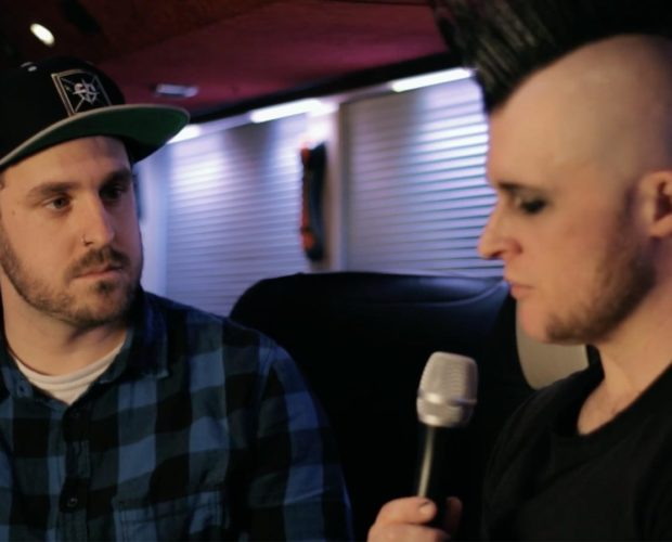 Interview Amplifier Magazin - Broilers Sick Arena Freiburg