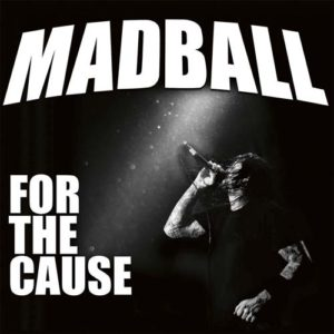 Mdball - For The Cause Cover