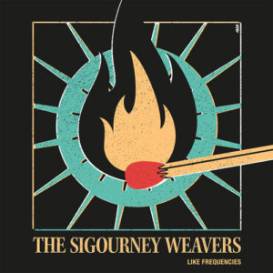 The Sigourney Weavers - Like Frequencies - CD Review