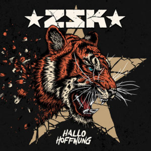 ZSK - Hallo Hoffnung - Cover CD Review
