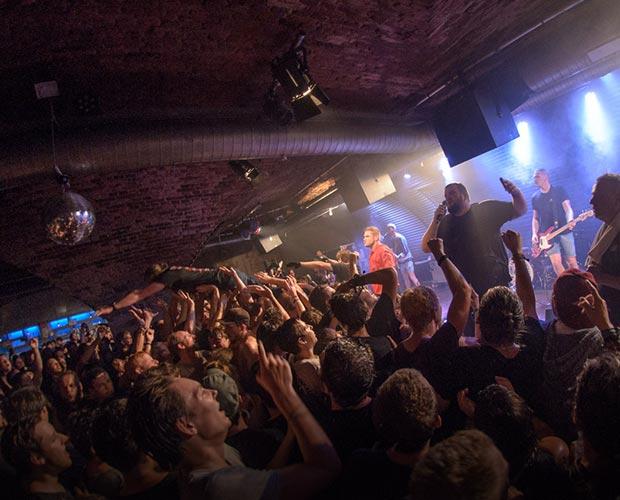 17. August - Feine Sahne Fischfilet Punk - Jazzhaus Freiburg
