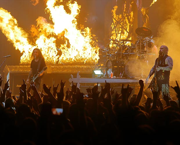 Slayer Metal - Sick-Arena Freiburg