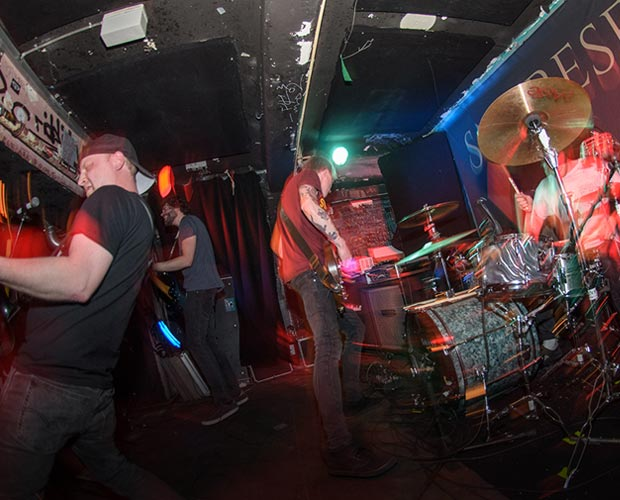 18. April – Snareset Punkrock - KTS Freiburg