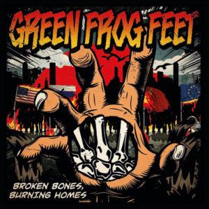 Green Frog Feet - Albumcover