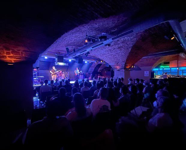 19. Juni Stunchile Rock - Jazzhaus Freiburg